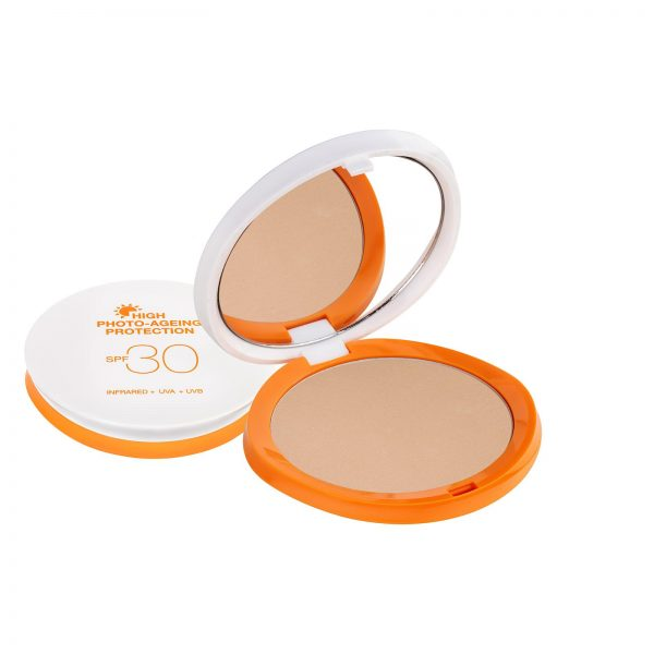 Seventeen Αντιηλιακή Πούδρα High Photo-Ageing Protection SPF30 03 12gr