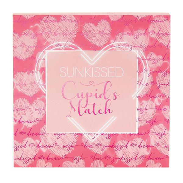 Sunkissed Cupid's Match Face Palette (12.1g)