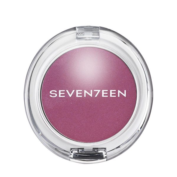 Seventeen Silky Blusher 60 Soft Violet Pearly Μωβ  5gr