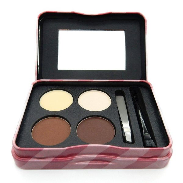 W7 Brow Parlour The Complete Eyebrow Grooming Kit 5gr